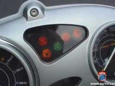 Czech 2004 Bmw F650cs Scarver Test Youtube