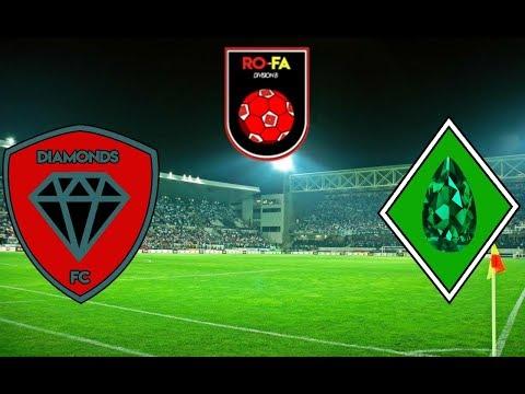 [RO-FA] Diamonds VS Emeralds Full Game (Silver League I)