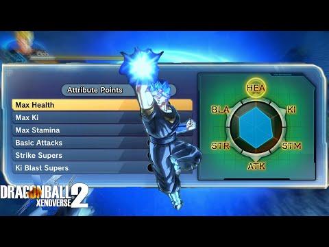 The Best All Round Male Saiyan Build! Saiyans Have No Limits! | Dragon Ball Xenoverse 2