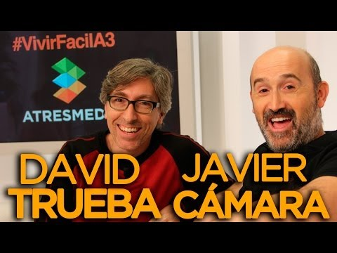 David Trueba y Javier Cámara de Vivir es fácil con los ojos cerrados - VIDEOENCUENTROS
