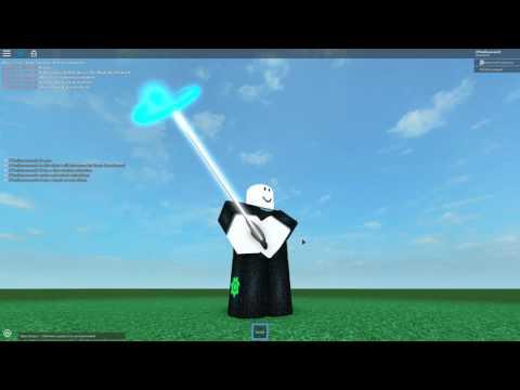 Roblox Script Showcase Episode#460/Magic Broadsword