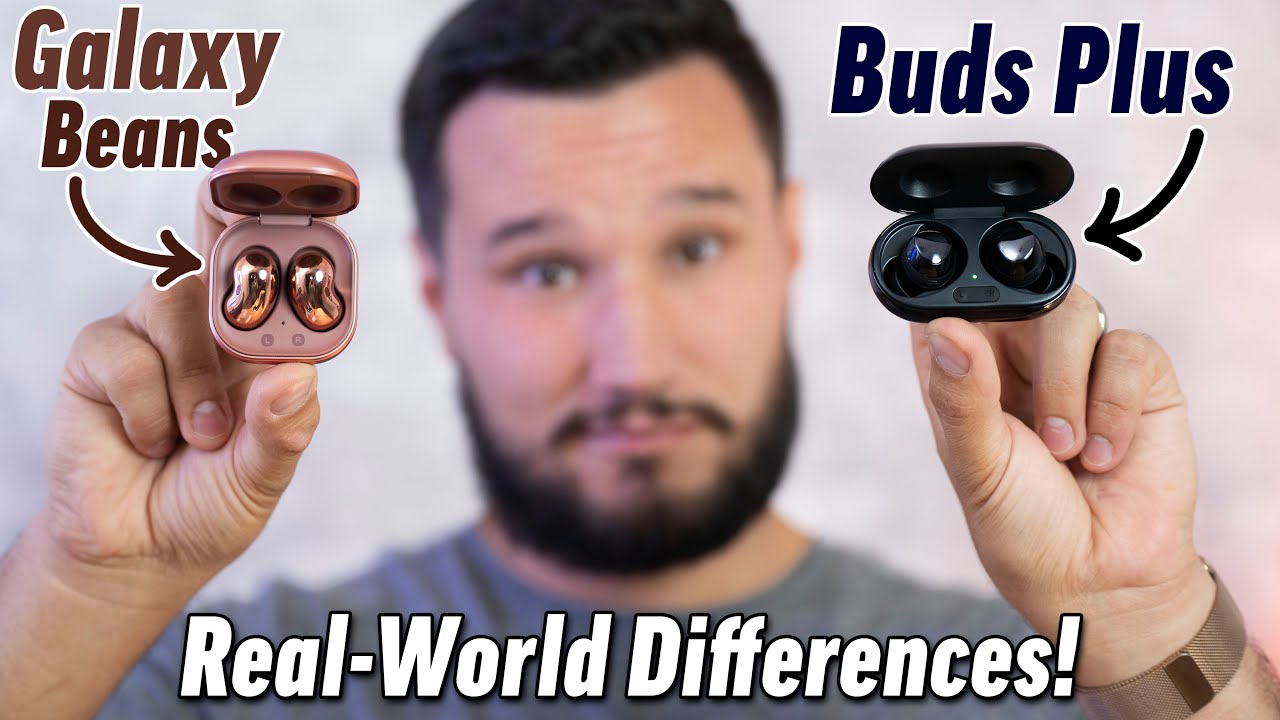 Galaxy Buds Live vs Buds Plus - Do I REGRET Upgrading? 😅