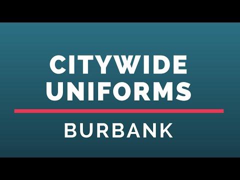 Citywide Uniforms Burbank Review