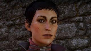 Dragon Age Inquisition ♥ Cassandra Gets Varrics New Book Swords & Shield!