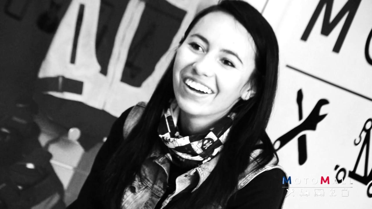 afe05813004854 Testimonios MotoMall SYM - Camila Osorio Crox R 150 - YouTube