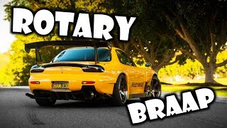 10 Reasons Why Mazda Rotaries Are AWESOME!(Google+ : https://plus.google.com/+SlashCarCompilations --- Add Me on Google+ To help get my Channel Verified ✓ Thank you! Mazda's Rotary Engine is a ..., 2016-02-03T05:57:31.000Z)