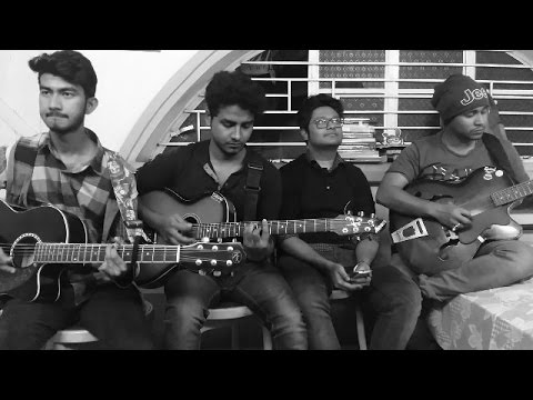 Mann Mera (Table no. 21) Acoustic cover by The J.A.M.S