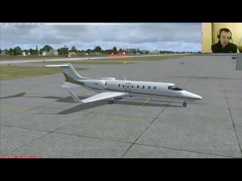 IFR Flight - London City to Palma (Part 1)