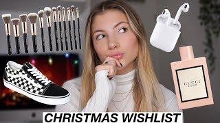 CHRISTMAS WISHLIST 2018!
