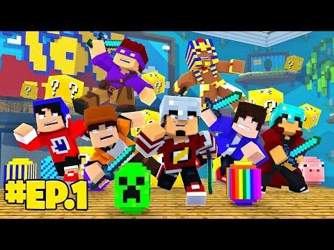 Minecraft: SURVIVAL POINTS Ep.1 ‹ EduKof Games ›