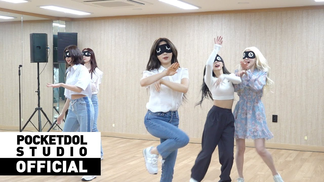 "[DIA]다이아 - ""감싸줄게요(Hug U)"" Dance Video (Eye Patch ver.)"