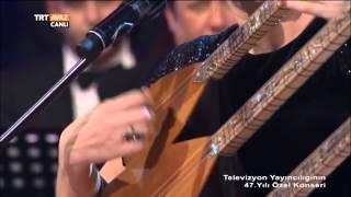 Tuğba Ger - Bir Yayla İsterim - TRT 47. Yıl Özel Konseri - TRT Avaz
