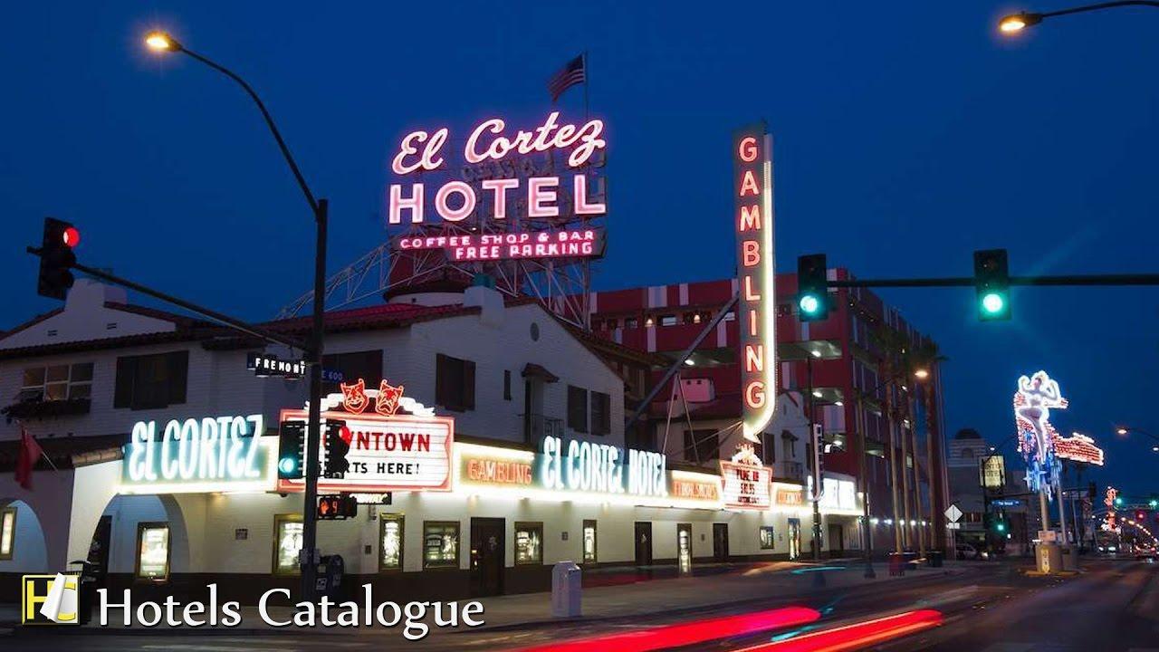 Hotel in Las Vegas  El Cortez Hotel  Casino