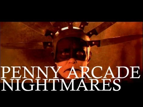 Titus (1999) - Penny Arcade Nightmares (Commentary by Kyle Cooper of Imaginary Forces)