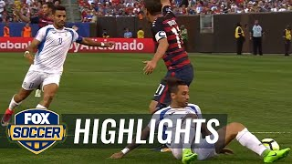 Video Nicaragua vs. USA | 2017 CONCACAF Gold Cup Highlights download MP3, 3GP, MP4, WEBM, AVI, FLV Agustus 2017