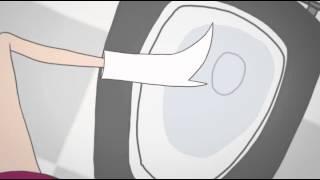 Ужасный мультфильм про говно