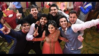Indian Wedding Lip Dub Video Gallan Goodiyaan dil dhadakne