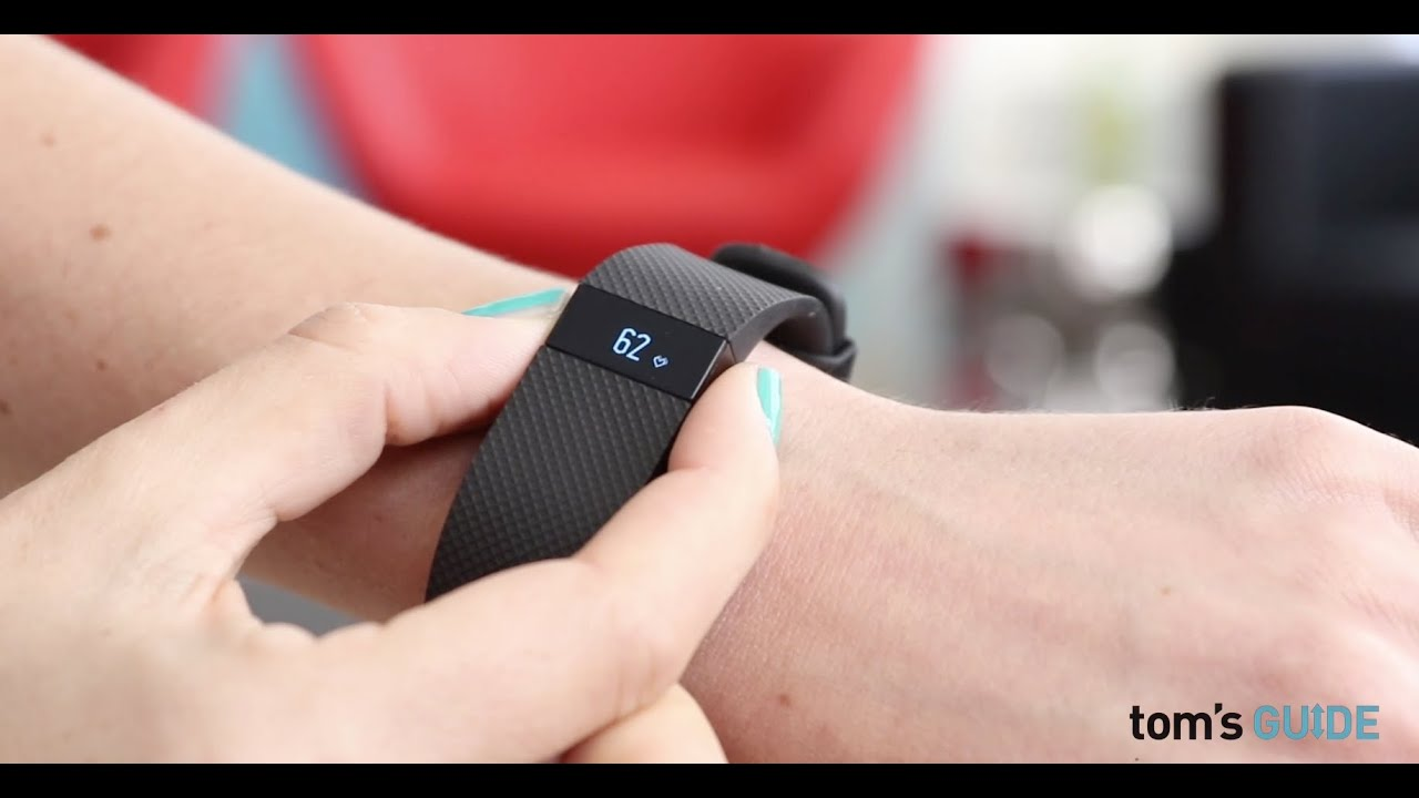 Fitbit Charge Hr Best Fitness Tracker