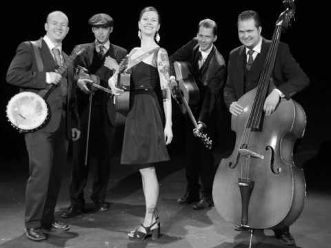 Karla-Therese Kjellvander & the Rockridge brothers - Don't look back