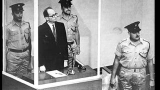 Fifty years ago, adolf eichmann went to trial in israel for war crimes during world ii. he was a leader the nazi party germany and played major ...