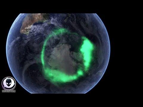 """UNEXPECTED"" Heat Anomaly Below Antarctica Melting Ice.."
