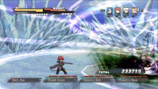 Cross Edge [PS3] -  Final Boss Battle Post Game (5-3)