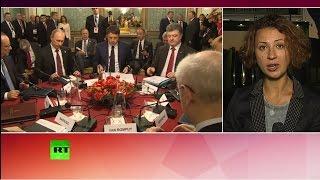 Владимир Путин: Россия больше не будет поставлять газ Украине в долг