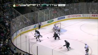 Pittsburgh Penguins vs San Jose Sharks 06.03.2014