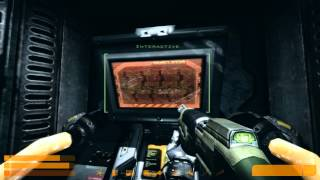Quake 4 False Dawn Mod - 4/5 Nerve Center - Uncommented 1080p 60fps