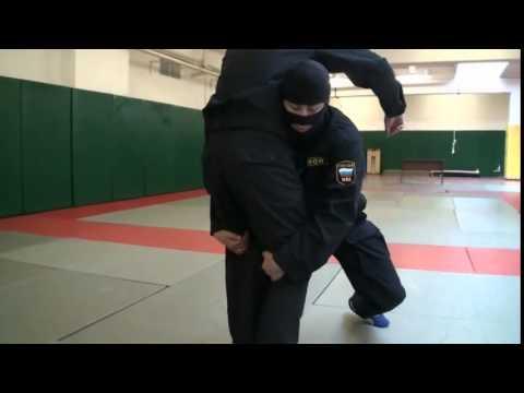 ОМОН Видео рубрика по самообороне и боевым приемам борьбы Урок 4