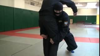 ОМОН  Видео рубрика по самообороне и боевым приемам борьбы  Урок 4(, 2015-05-24T11:31:13.000Z)