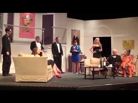 The White River Valley Players present Rumors by Neil Simon 2015