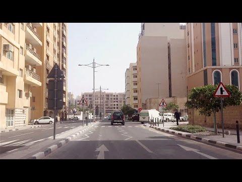 Drive to Qatar's Crazy Signal I Doha