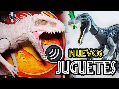 Juguetes Lego De Sets Nuevos Jurassic Y World Youtube R3jLc54Aq