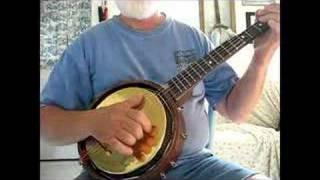 Brass banjo
