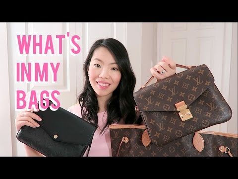 wimb:-from-neverfull-to-pochette-metis-&-twice-+-dahlia-purse-organizer-review