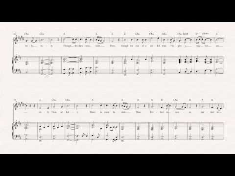 Clarinet - Holy Holy Holy -  Sufjan Stevens -  Sheet Music, Chords, & Vocals