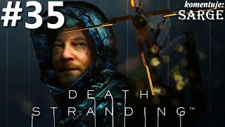 Zagrajmy w Death Stranding PL odc. 35 - Geolog i paleontolog
