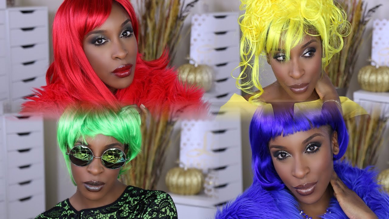 Diy last minute halloween ideas 2015 lil kim crush on you diy last minute halloween ideas 2015 lil kim crush on you jackie aina youtube solutioingenieria