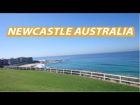 Newcastle Road Trip (1) || NSW Australia || Vlog || THE GRAMS SERIES