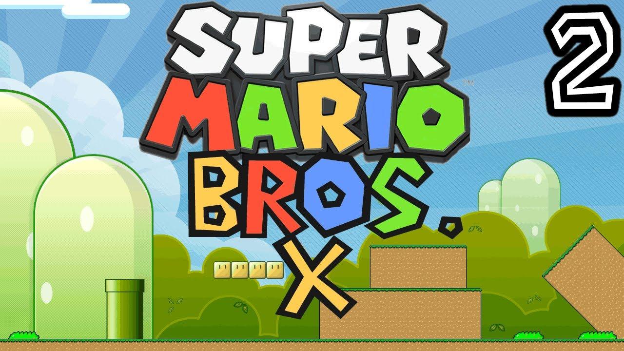 Mario Bros X