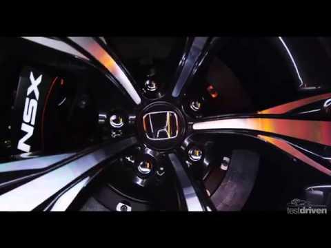 Visit MACHINE Shop Caf Honda NSX R Custom Supercar