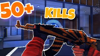 Insane Critical Ops Raund | 50+ Kills with the BEST SKIN in C-OPS!