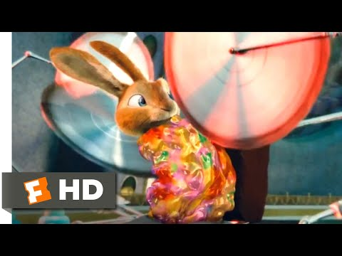 Hop (2011) - The Easter Chicken Scene (8/10) | Movieclips