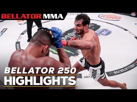 Bellator 250: Дуглас Лима vs. Гегарда Мусаси – highlights