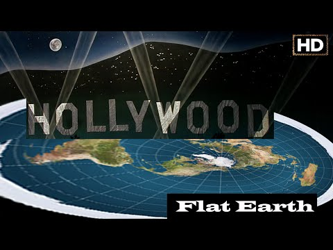 Enclosed Flat Earth in Movies and TV