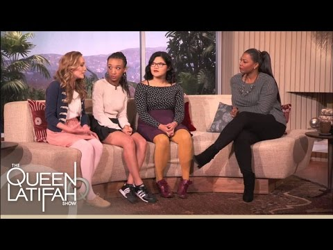 The Power Of Poetry | The Queen Latifah Show