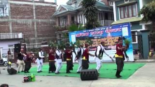 Garima dance centre deusi 2071 baisakhi purne