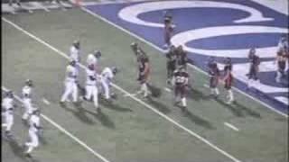Cypress High vs Pacifica 2007 CIF Championship Football