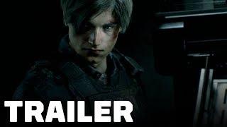 Resident Evil 2   Launch Trailer